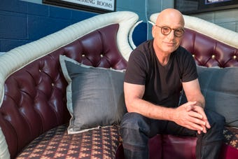"""Comedian Howie Mandel is leading a campaign called """"Take Cholesterol To Heart."""" He uses his own story to warn people of the dangers of high cholesterol."""