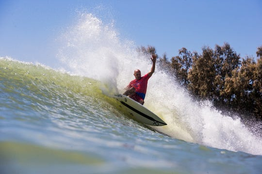 Kelly Slater will start his 2019 season a little earlier than usual.