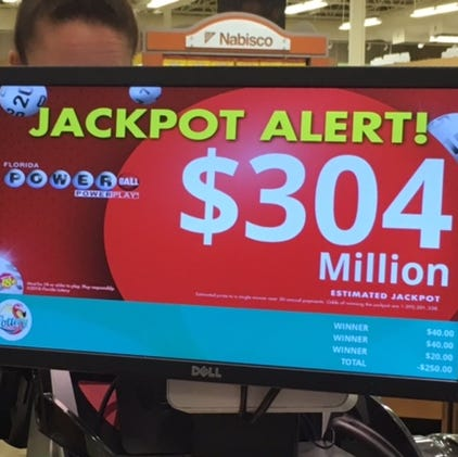 Interest should be high for next Powerball jackpot