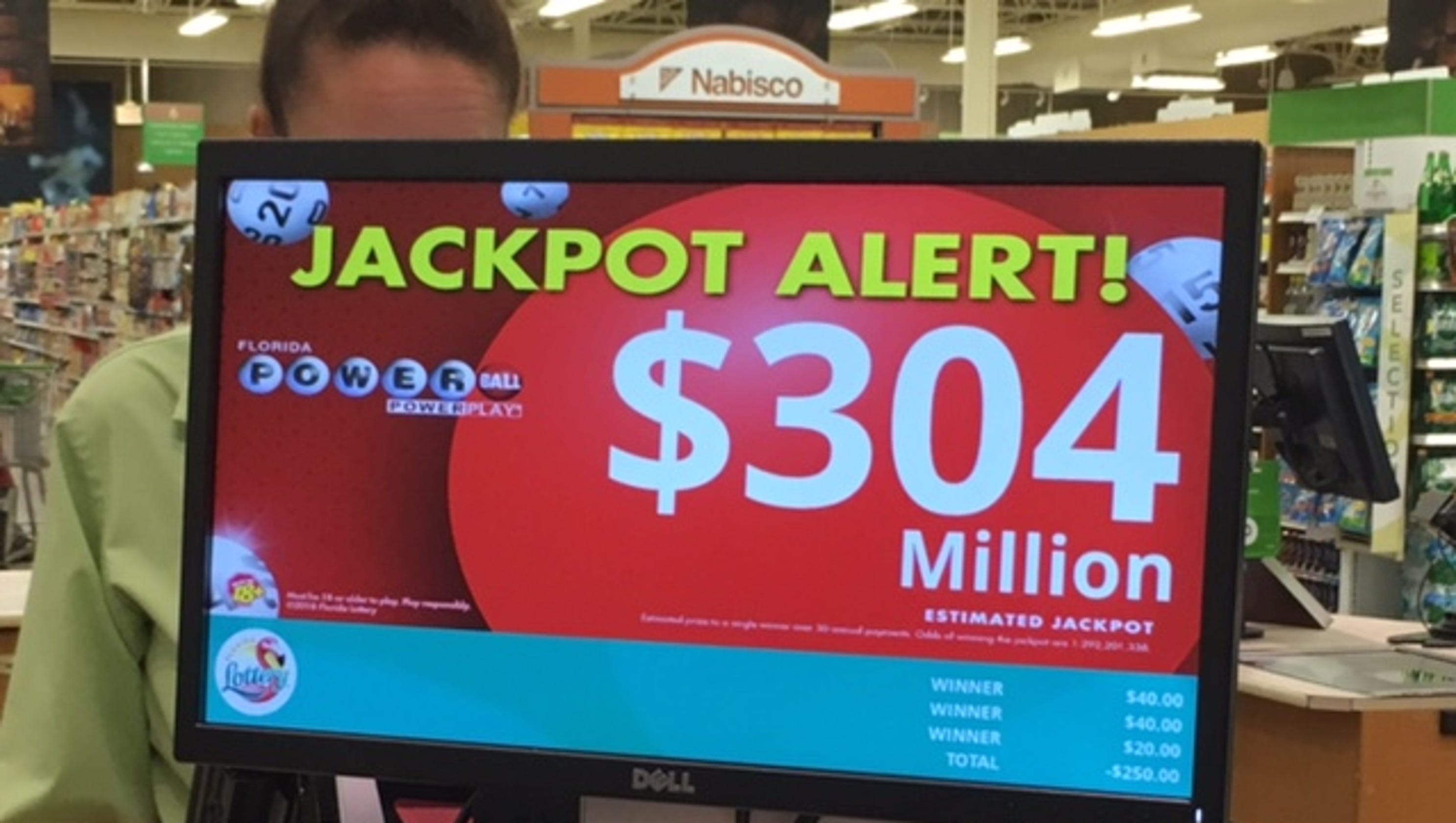 Powerball Numbers Drawn Rollover Means Next Jackpot Worth 322m