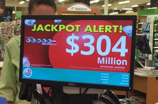 Powerball numbers drawn: Rollover means next jackpot worth $322M