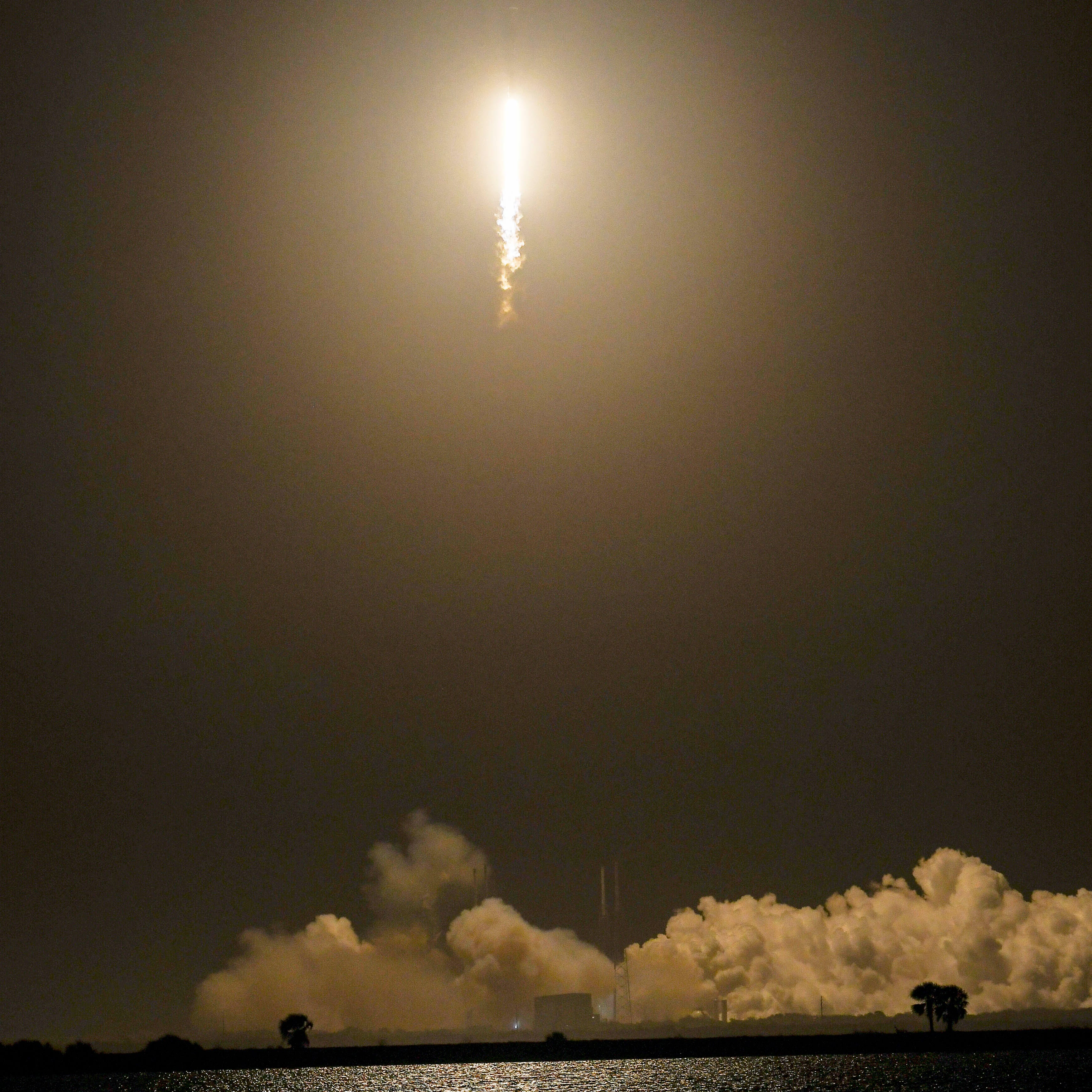 SpaceX launch: See what you missed last night