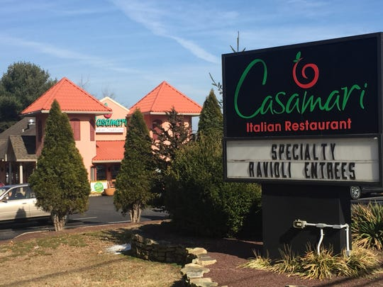Casamari restaurant in Burlington Township is for sale and closing March 4.
