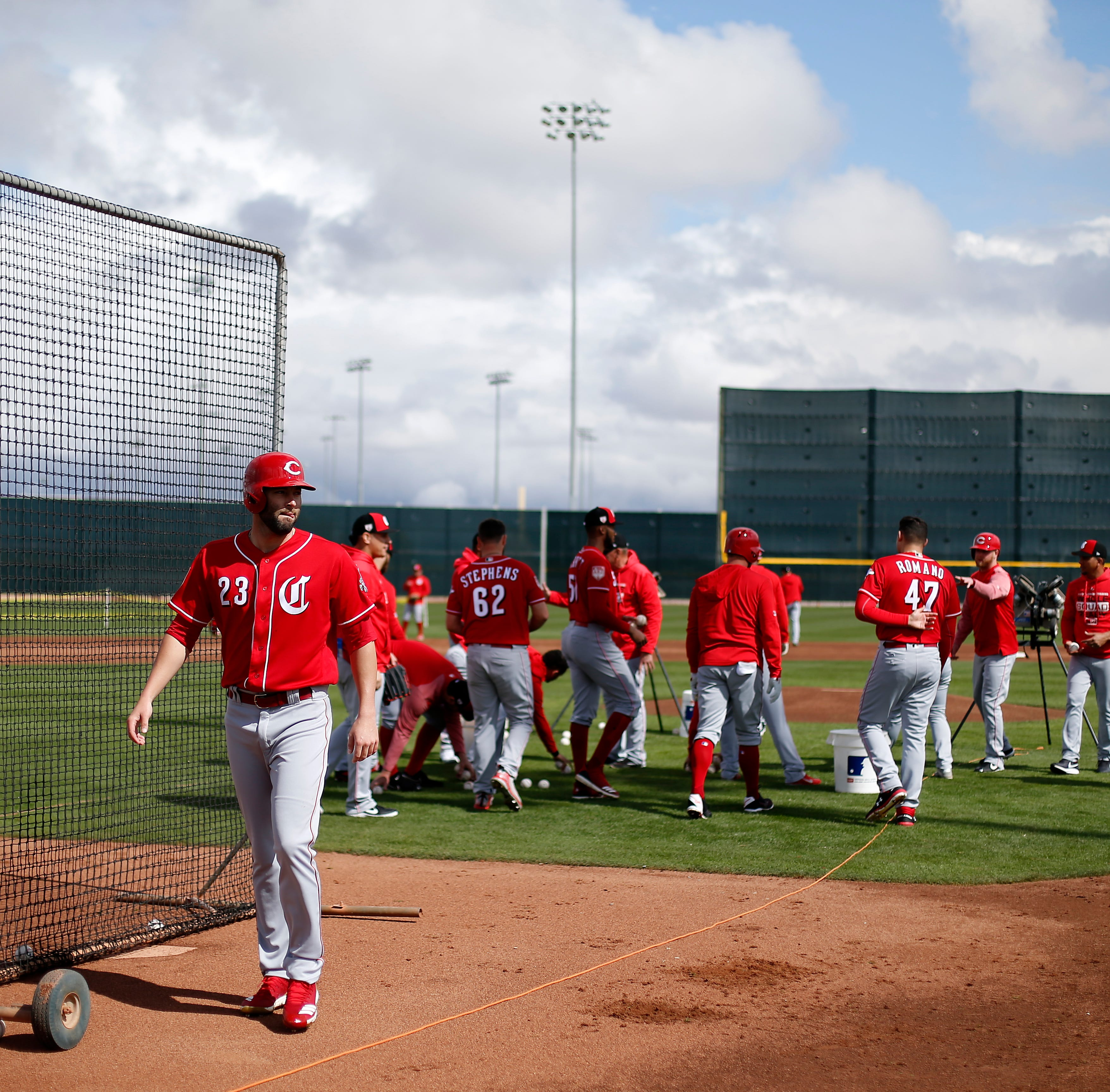 Watch: MLB Network's '30 Clubs in 30 Days' at Cincinnati Reds camp