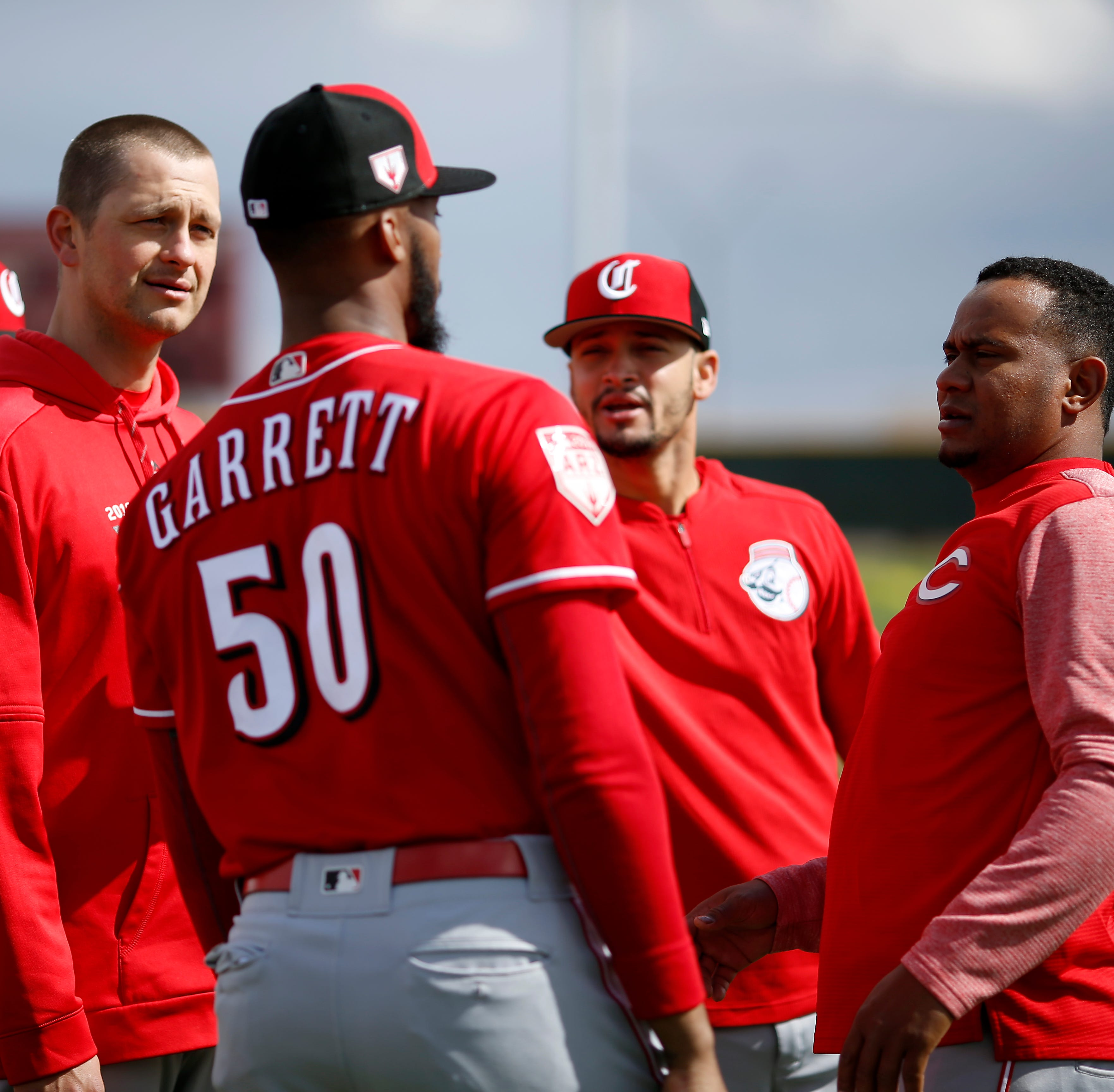 Cincinnati Reds Beat Podcast: What stands out from the first two weeks of spring training