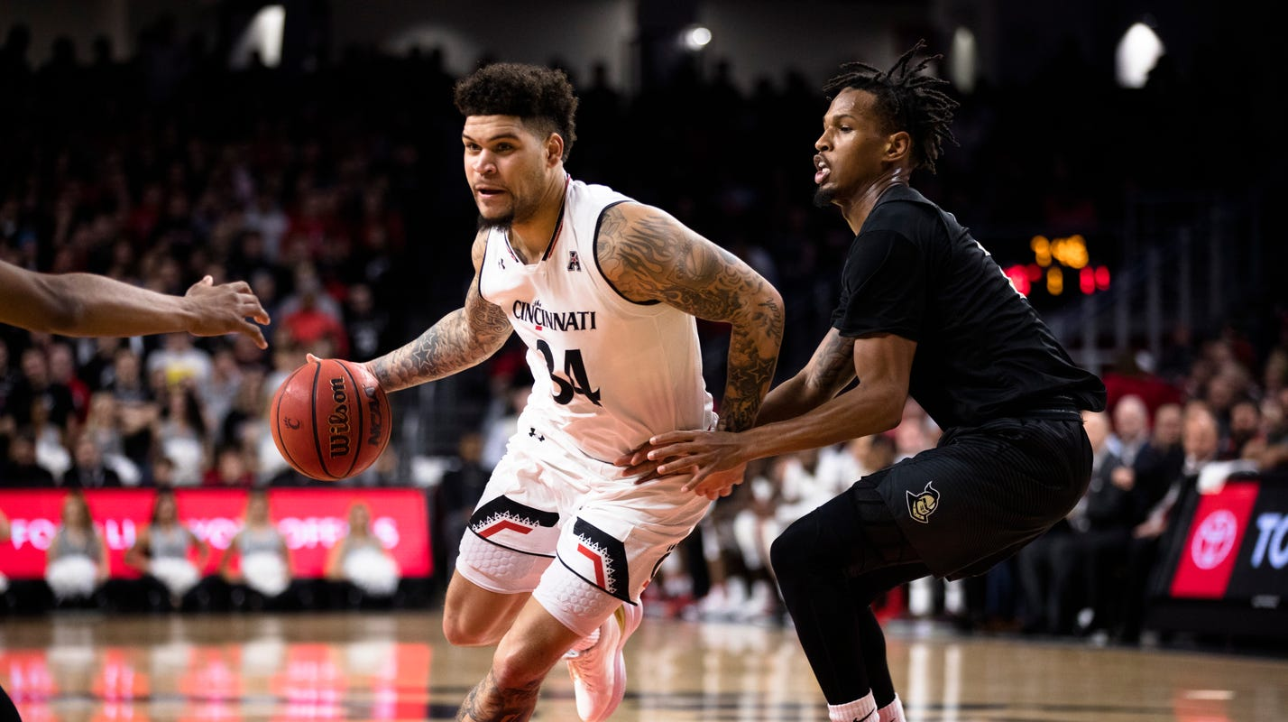 How to watch, listen and stream the Cincinnati Bearcats at UCF Knights