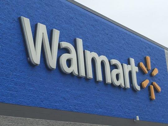 Walmart near Exit 4 in Clarksville