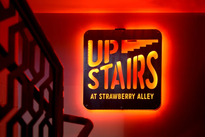 Upstairs At Strawberry Alley