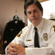 Edison Police Chief Thomas Bryan