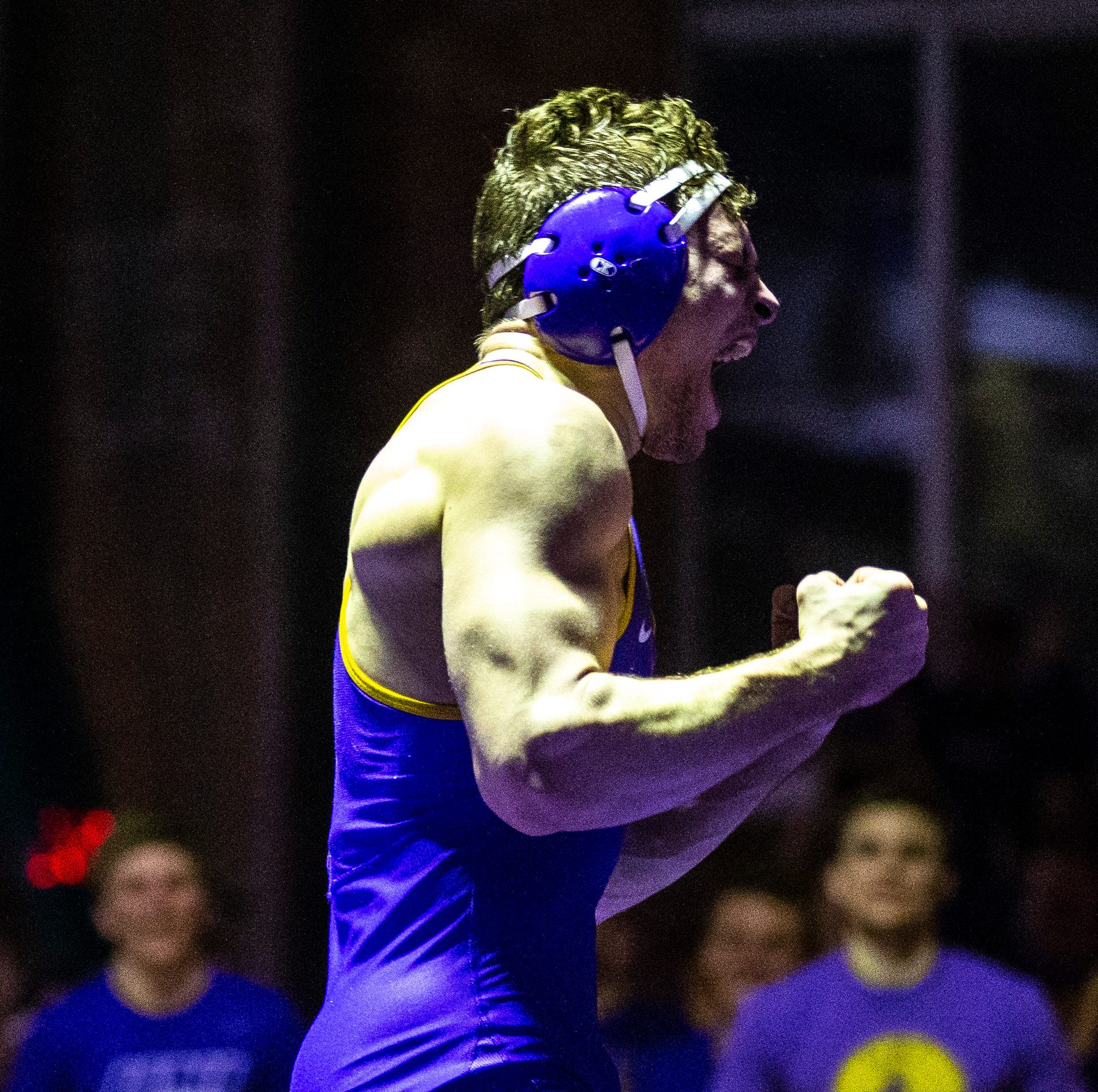 Wrestling: Northern Iowa tops Iowa State in a thriller at the West Gym