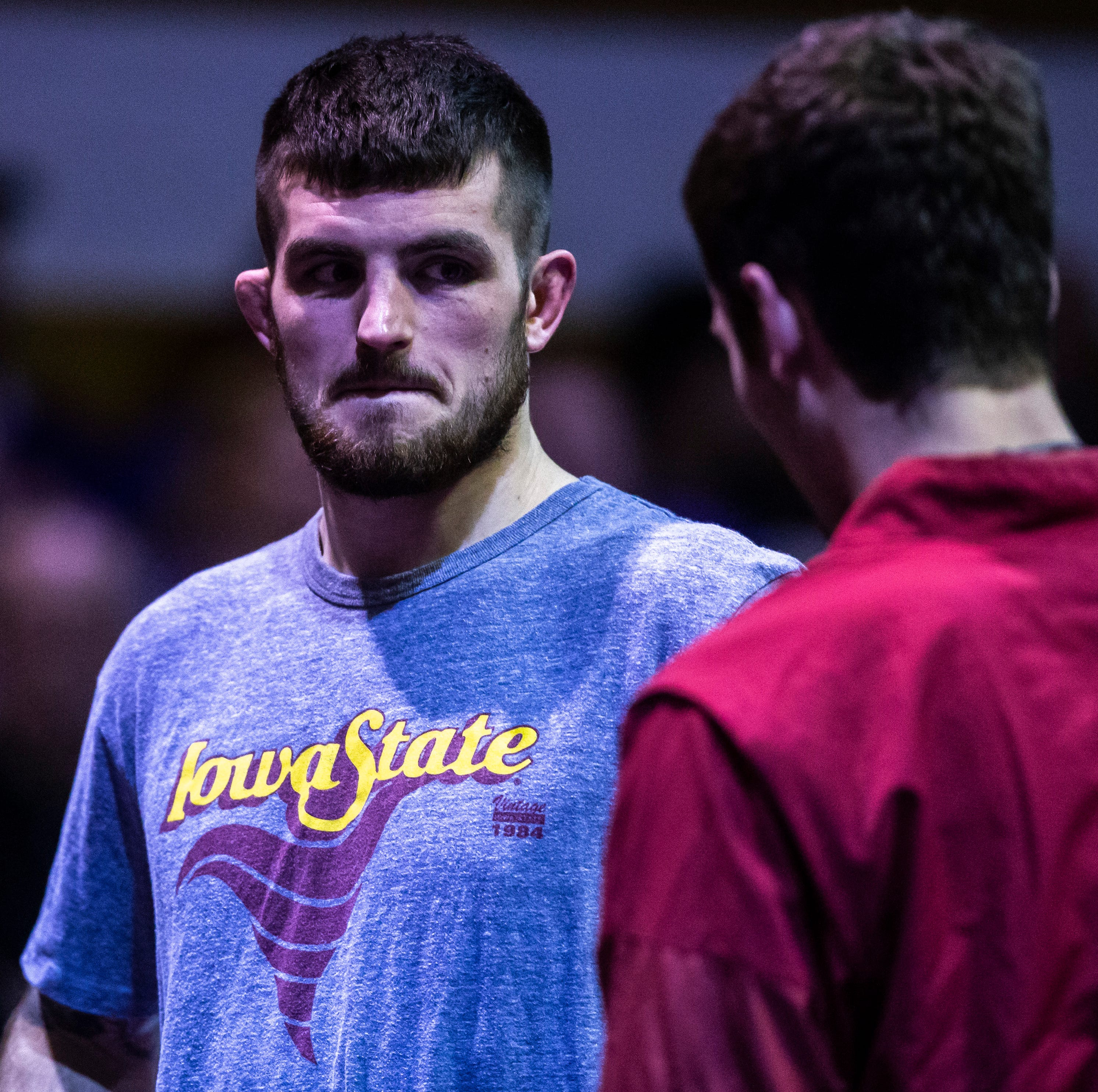 Willie Miklus joins Iowa State wrestling's coaching staff