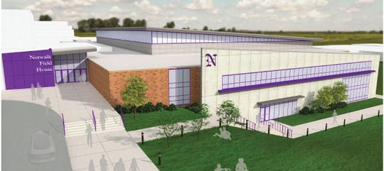 Norwalk schools is considering an $11 million bond for the Physical Education and Competition Center in February 2020.