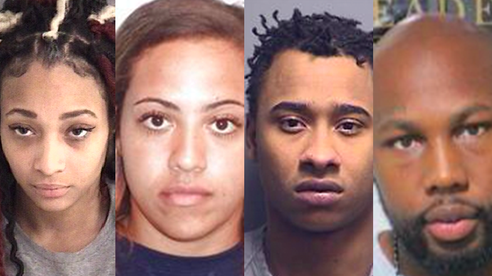Iowa crime: 4 charged with murder in Ames killing