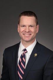State Sen. Charles Schneider, R-West Des Moines
