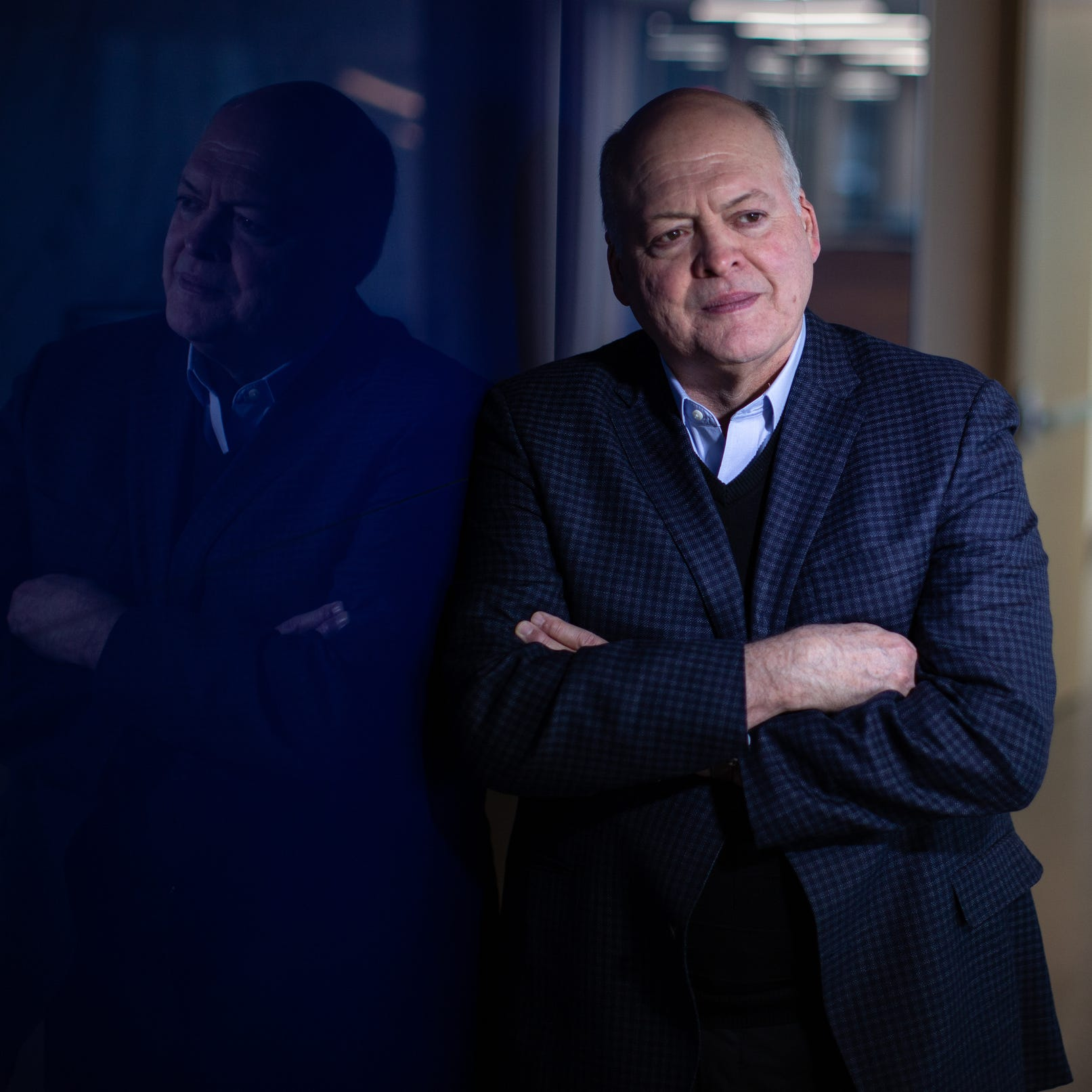 Ford CEO Jim Hackett sees pay raise, gets 276 times median employee in 2018