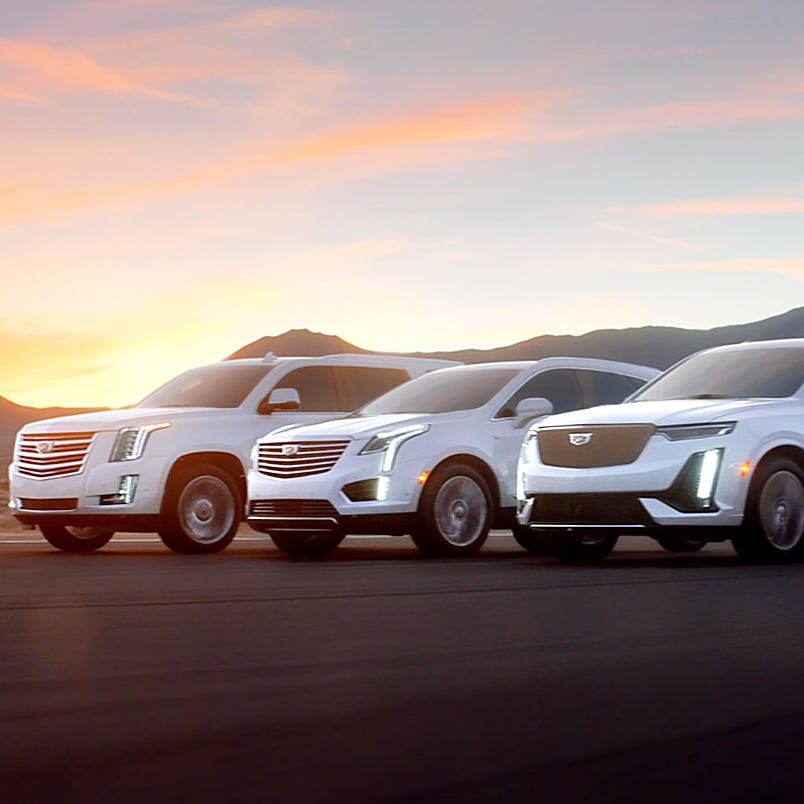 Cadillac is going all out at this year's Oscars by unveiling new ad campaign