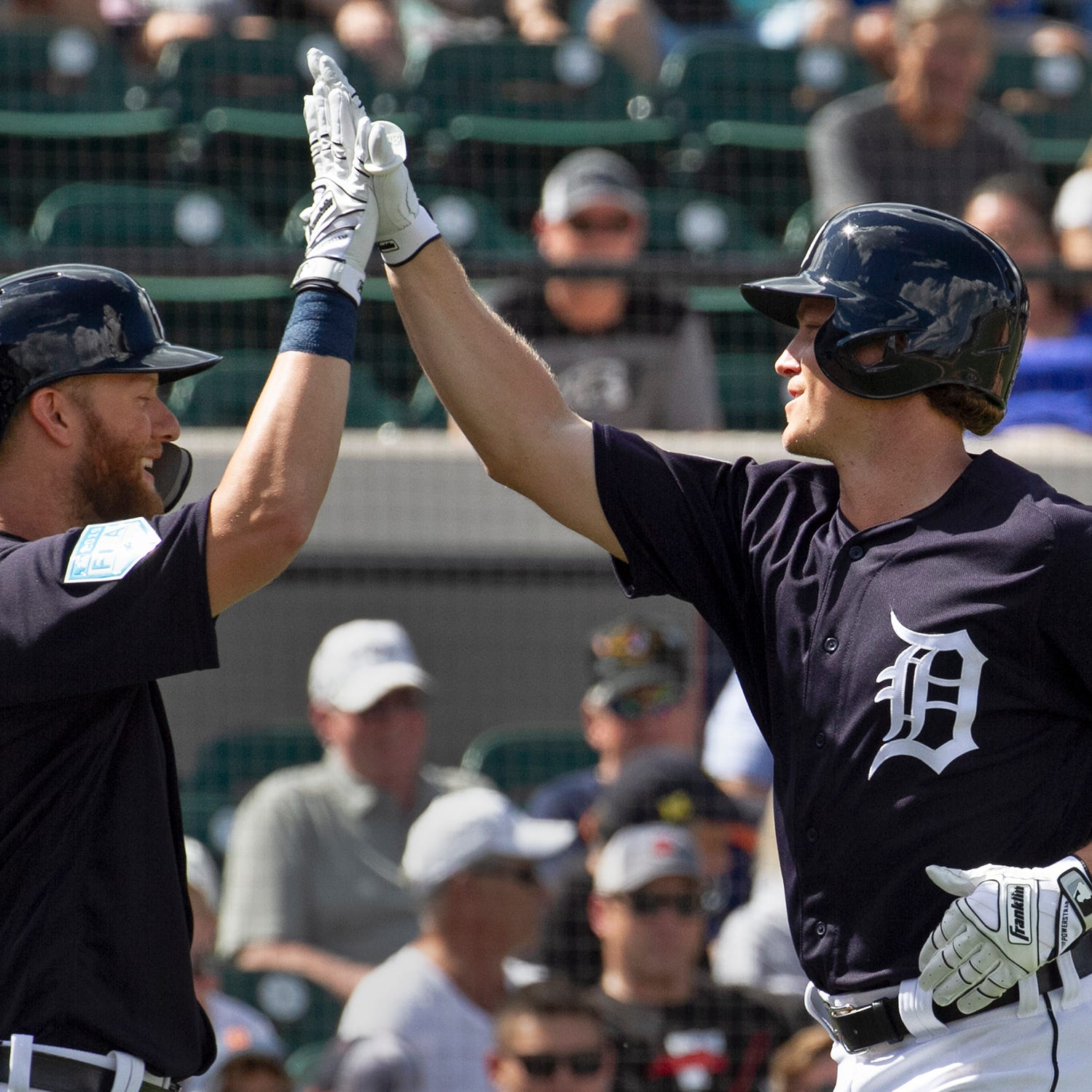 Detroit Tigers exhibition: What we saw from Kyle Funkhouser, Dawel Lugo