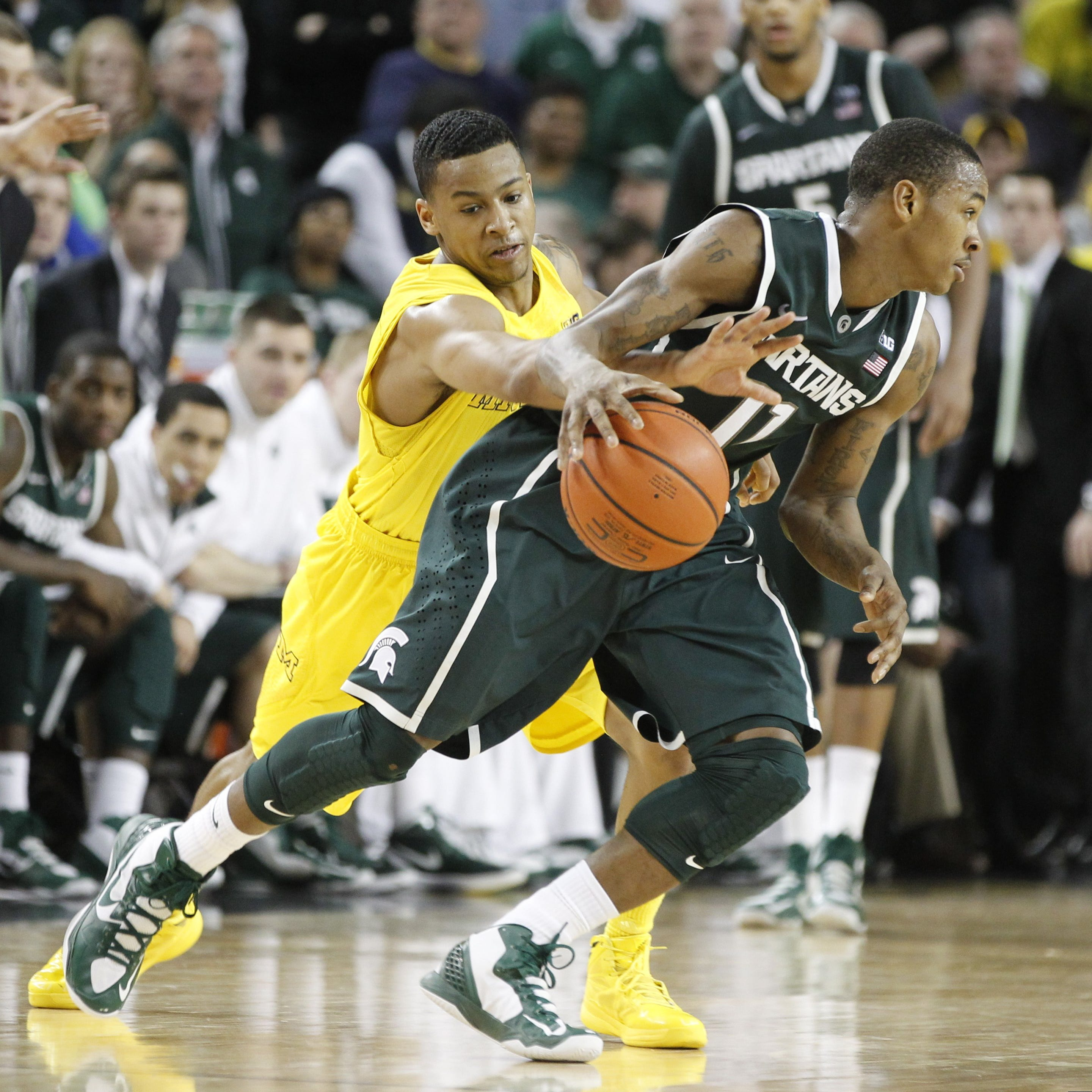 Michigan vs. Michigan State basketball: Pick your all-time lineup