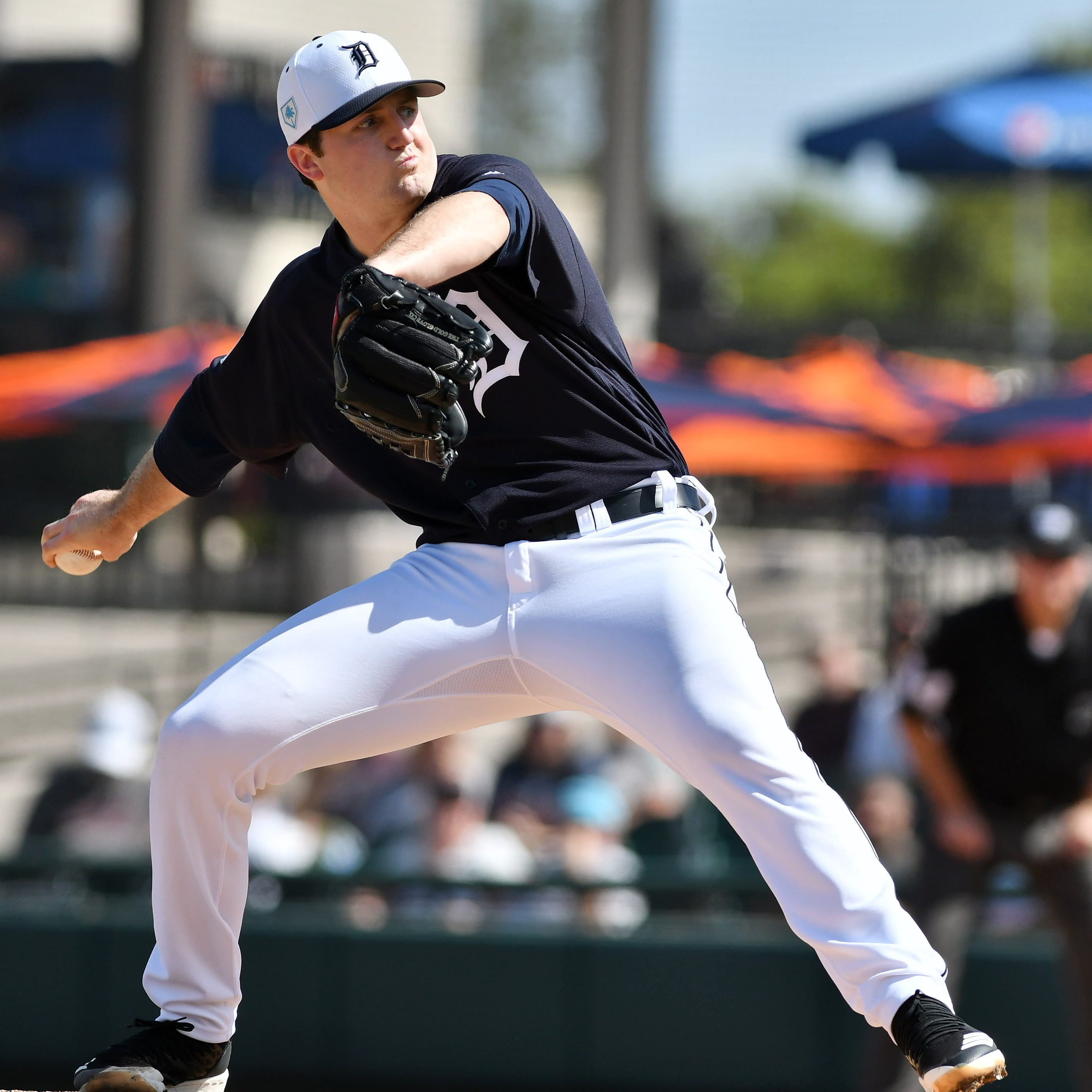 It's a learning day for top pick Casey Mize as Tigers romp in exhibition tune-up