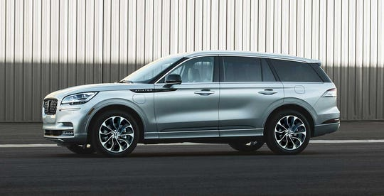 The 2020 Lincoln Aviator goes on sale this summer with a distinctive design, luxurious three-row interior and powerful engine options.