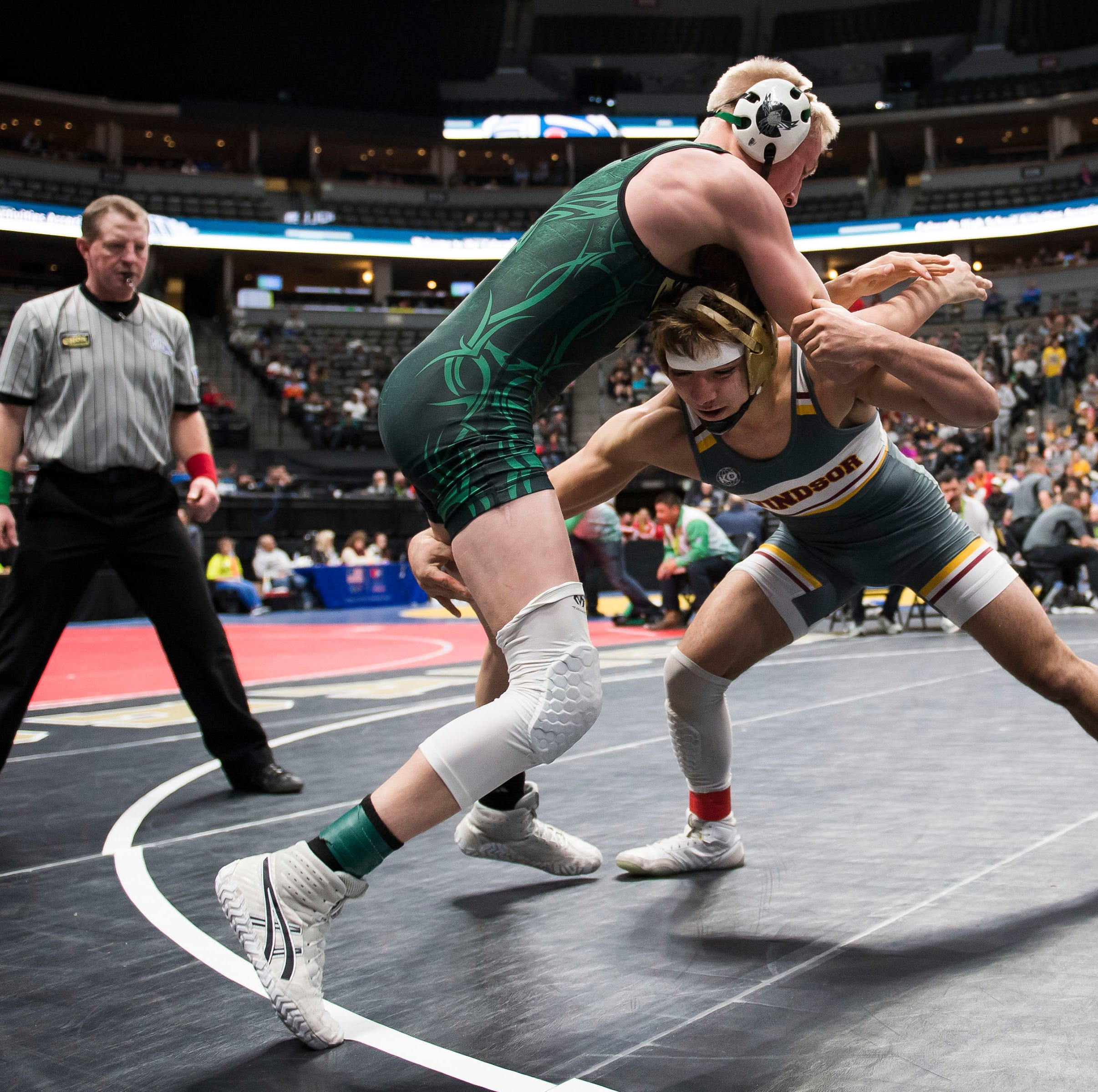11 wrestlers from Fort Collins and Windsor high schools advance to state semifinals