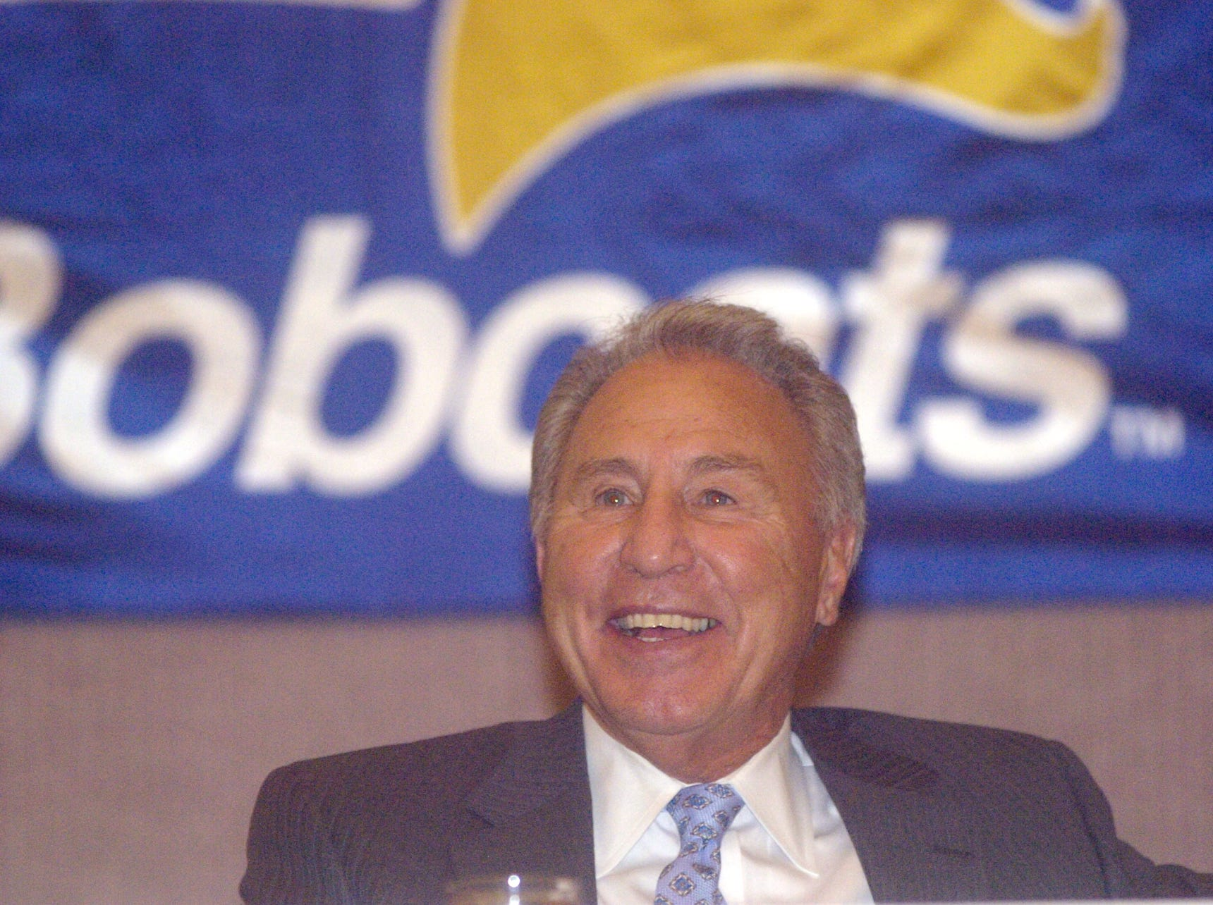 Tribune Photo by Rion SandersESPN college football commentator, Lee Corso was the featured speaker at Friday night's Triangle Classic banquet at the Civic Auditorium.