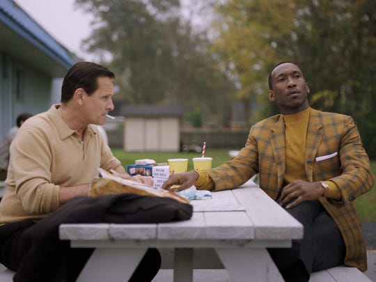 "Best picture nominee ""Green Book,"" starring Viggo Mortensen, left, and Mahershala Ali, screened as part of the 2018 Heartland Film Festival."