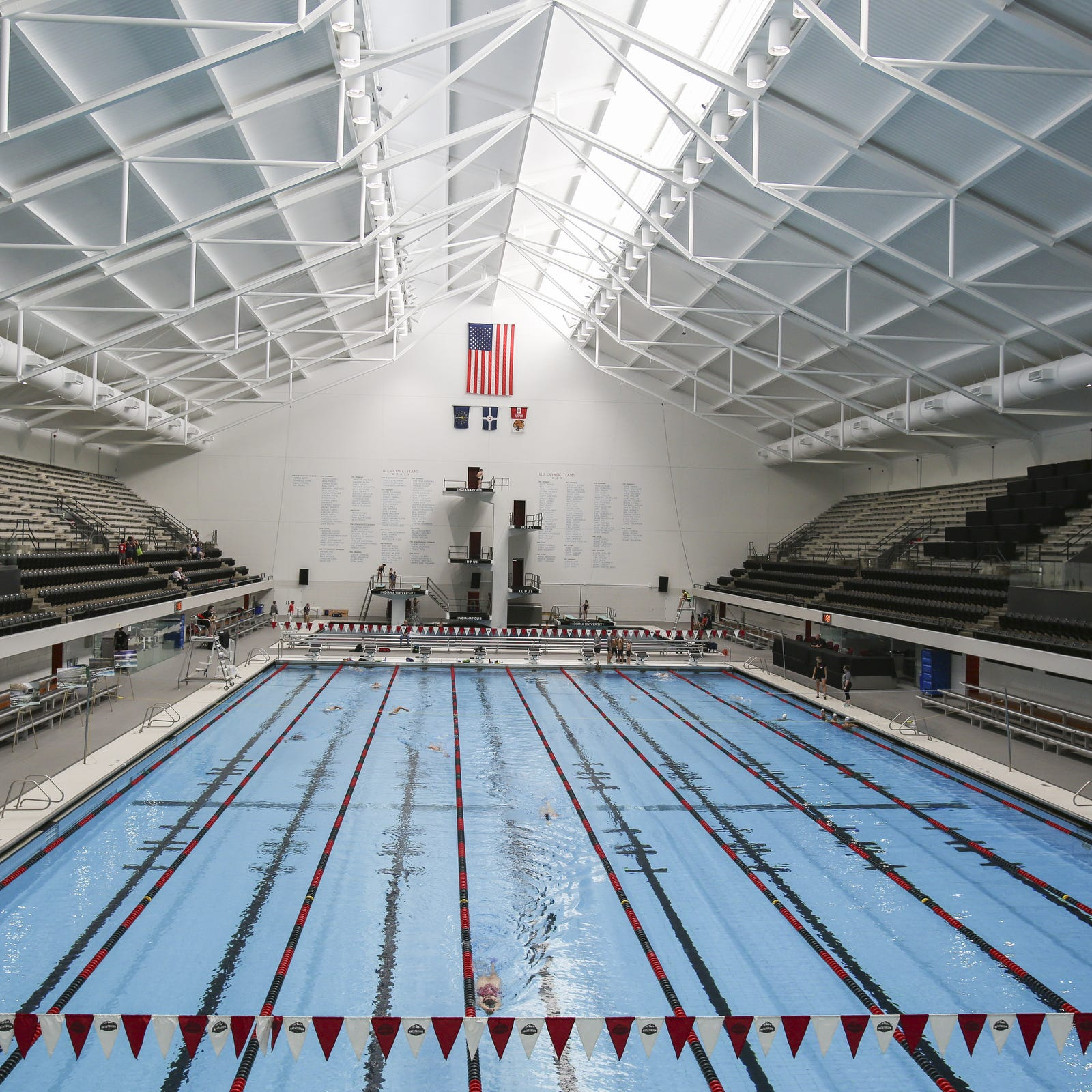 Doyel: Fishers swimming controversy is appalling