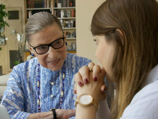 "Best documentary feature ""RBG"" is part of Movies on Main at WNIN Friday."