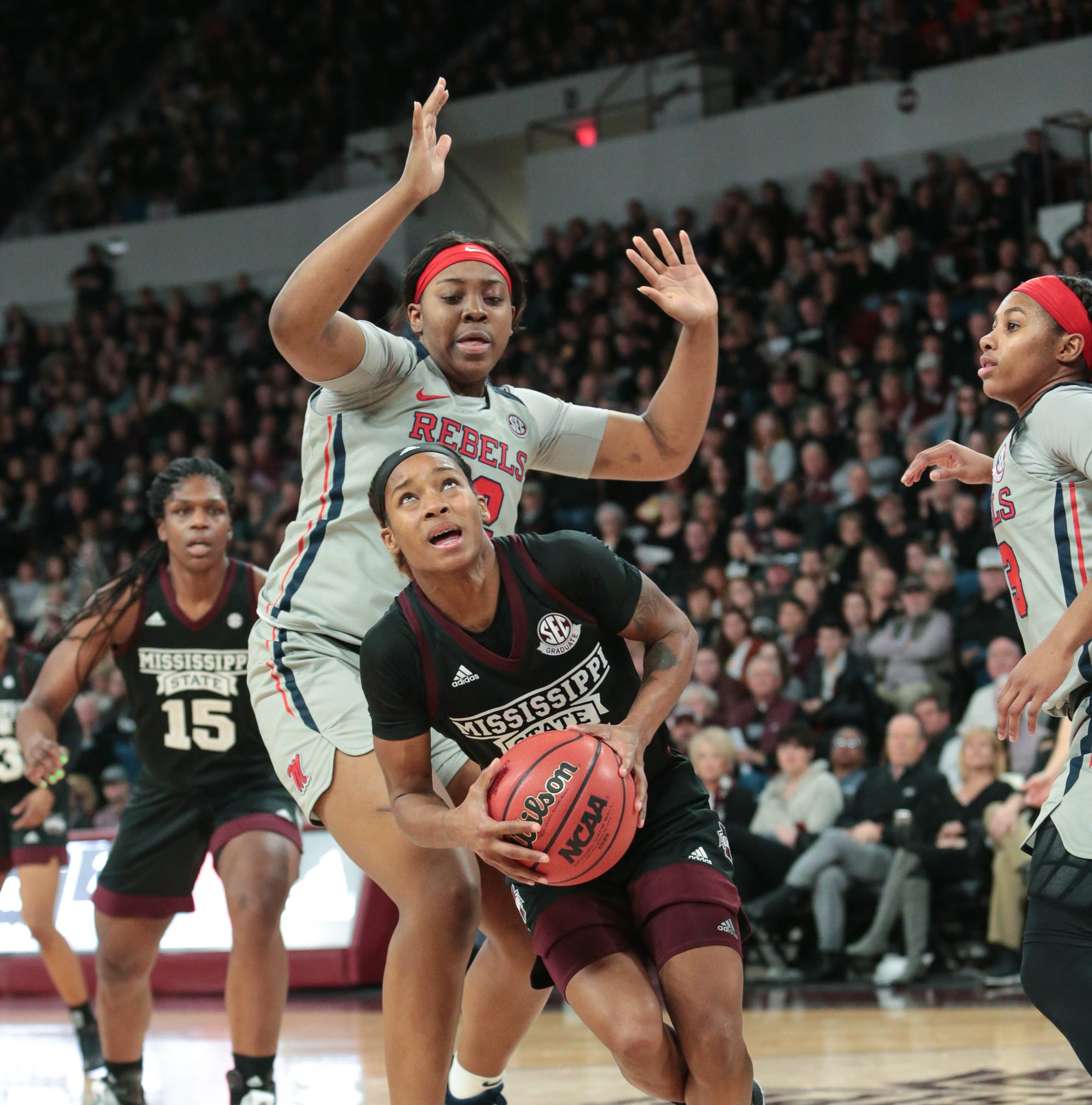 Mississippi State wears Ole Miss out in front of sizable road crowd