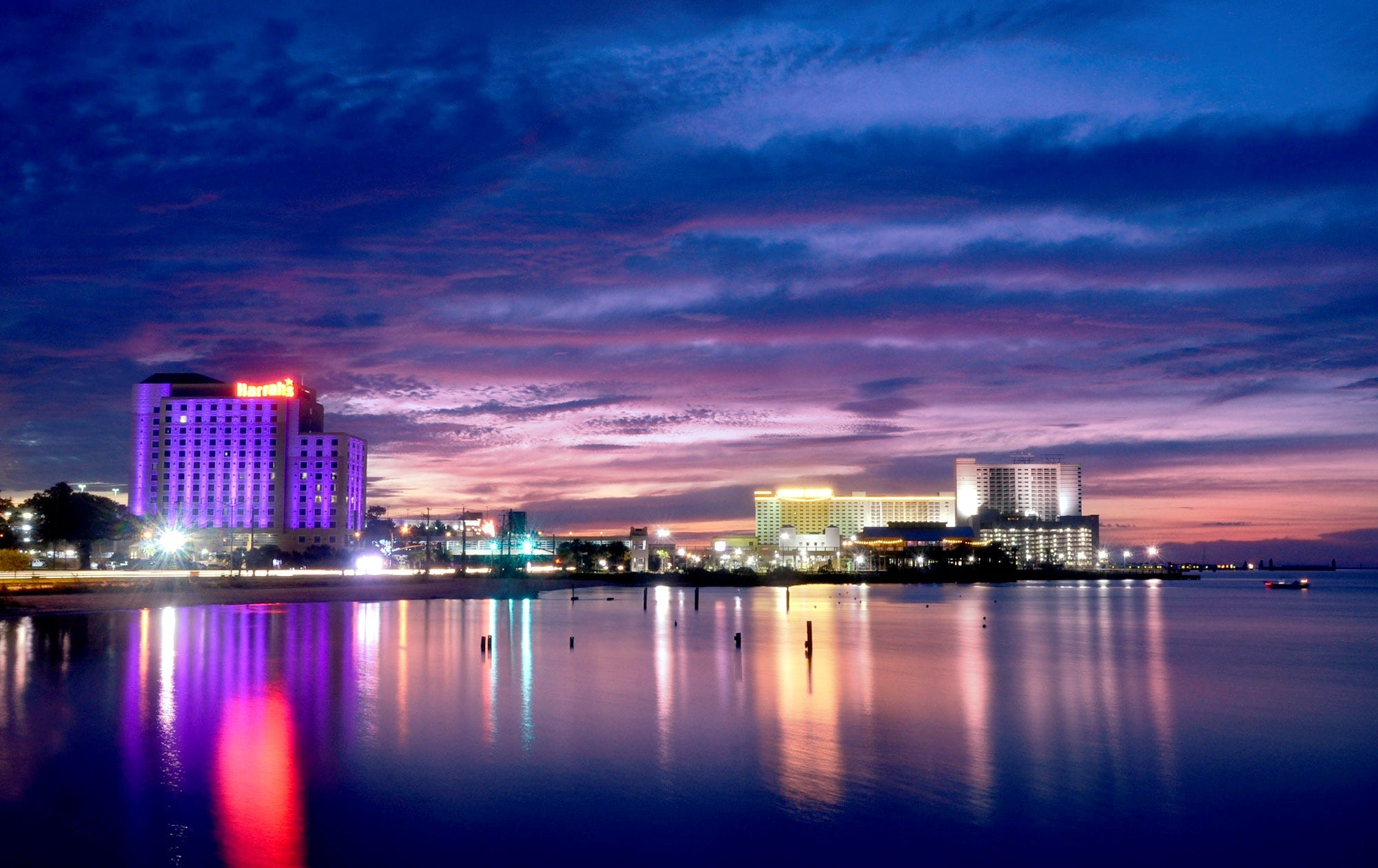 Mississippi Casinos Start To Reopen Ahead Of Memorial Day