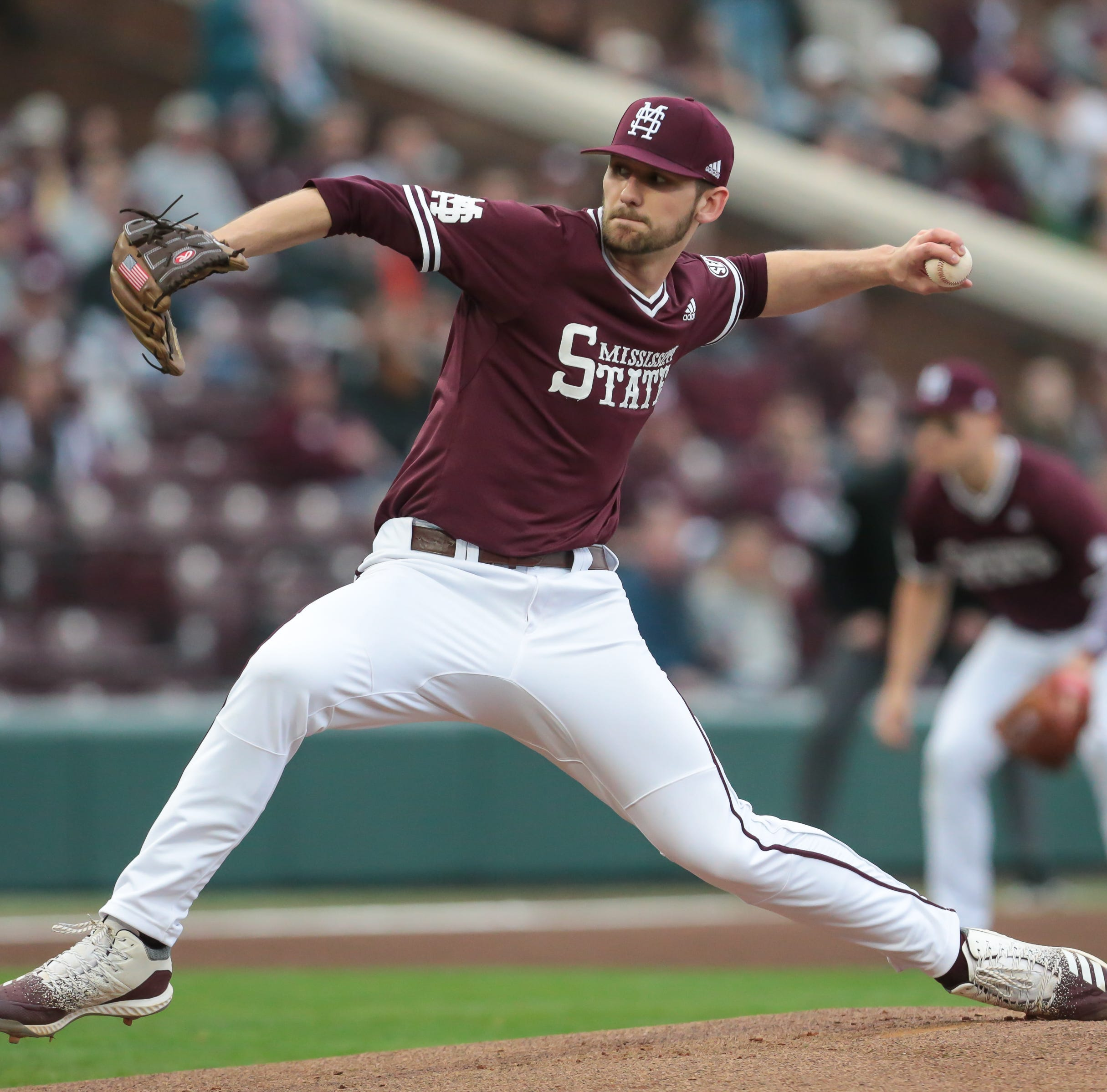 How Mississippi State's Ethan Small earned SEC Pitcher of the Week