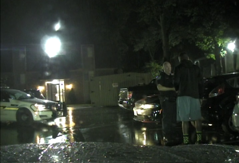 Dashcam video reveals trooper offering to destroy evidence of a former KPD  officer's crime