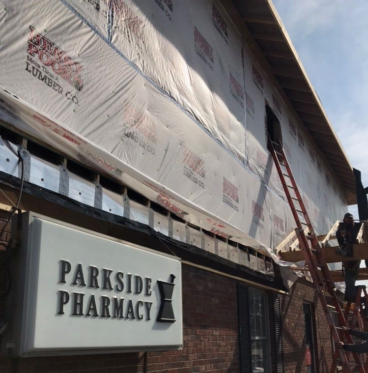 Growing up: Lafayette's Parkside Pharmacy expands after continuous business growth