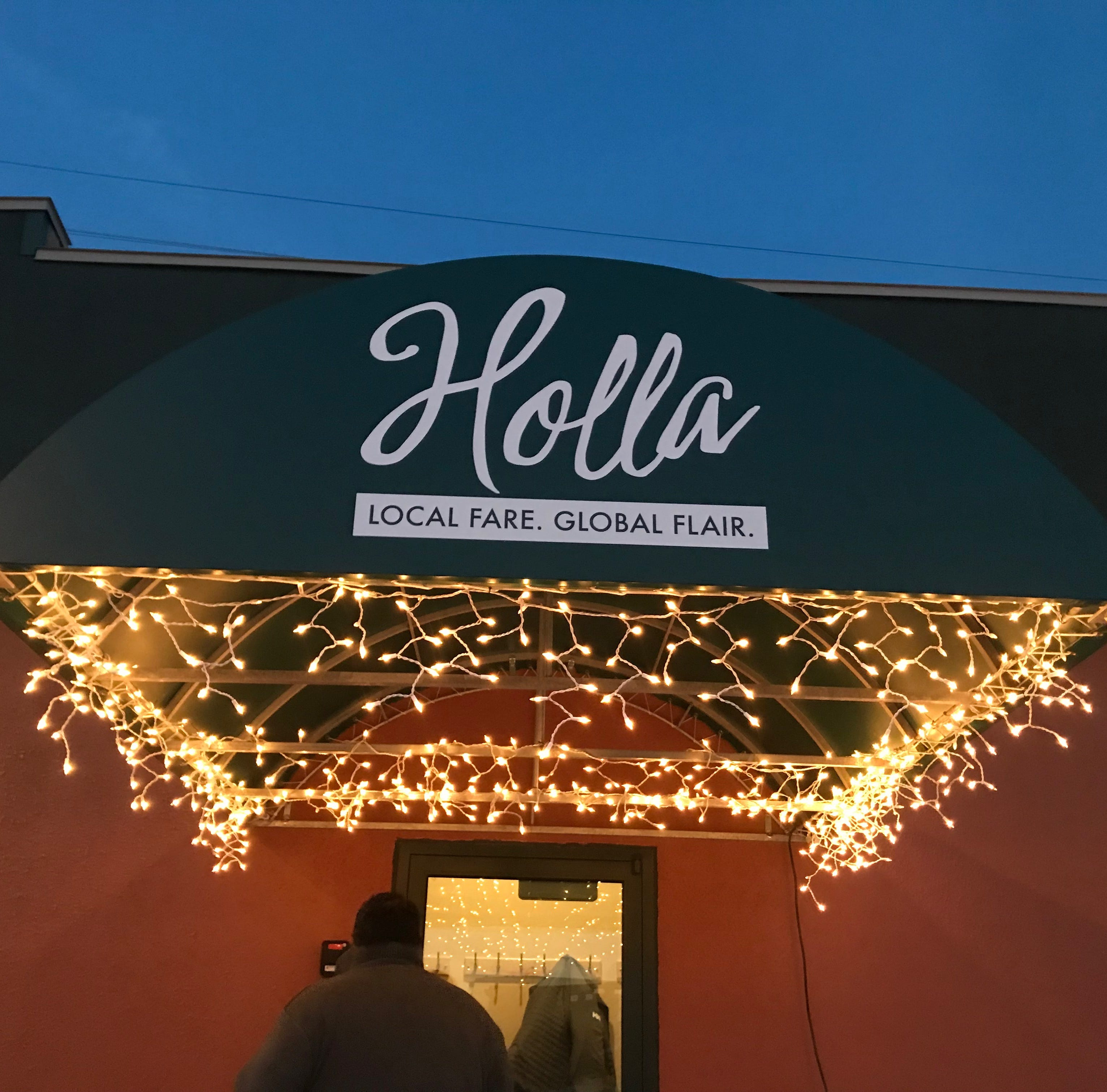 Manitowoc restaurant Holla brings global flair of chef/owner Myke Hollahan | Savor