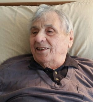 Joe Mento, 93, served as a turret gunner in theUnited States Army Air Corps during WWII. After the war, hetaught at Mansfield City Schools for 25 years, retiring in 1982 as Woodland Elementary principal.