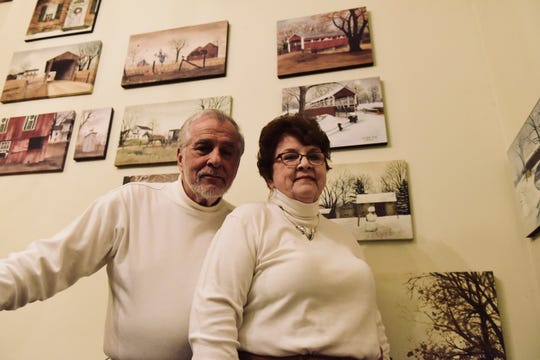 """Don and Shirley Lambright were married in 1959, """"an era where when you said you would get married, you planned on being married forever,"""" Shirley said."""