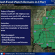 Memphis weather: Flash flood watch in effect for Mid-South through Saturday night