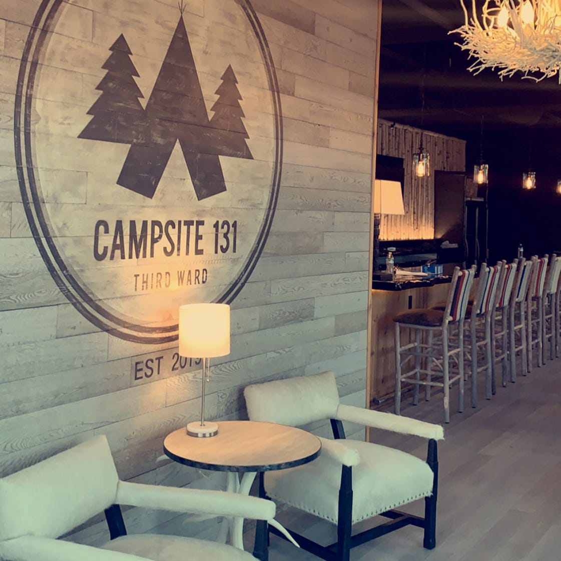 Campsite 131, a new bar from the owner of Camp Bar, opens March 1 in Milwaukee's Third Ward