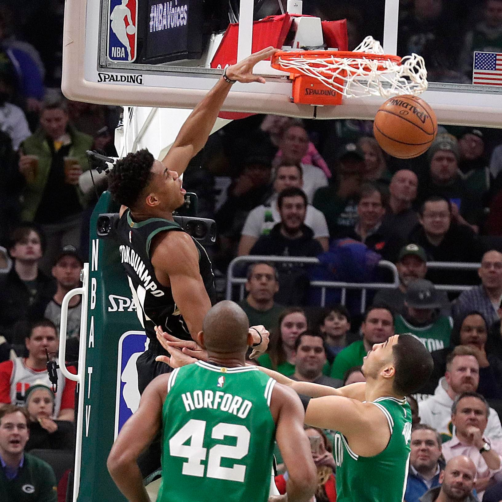 Bucks 98, Celtics 97: Having just enough of the right stuff