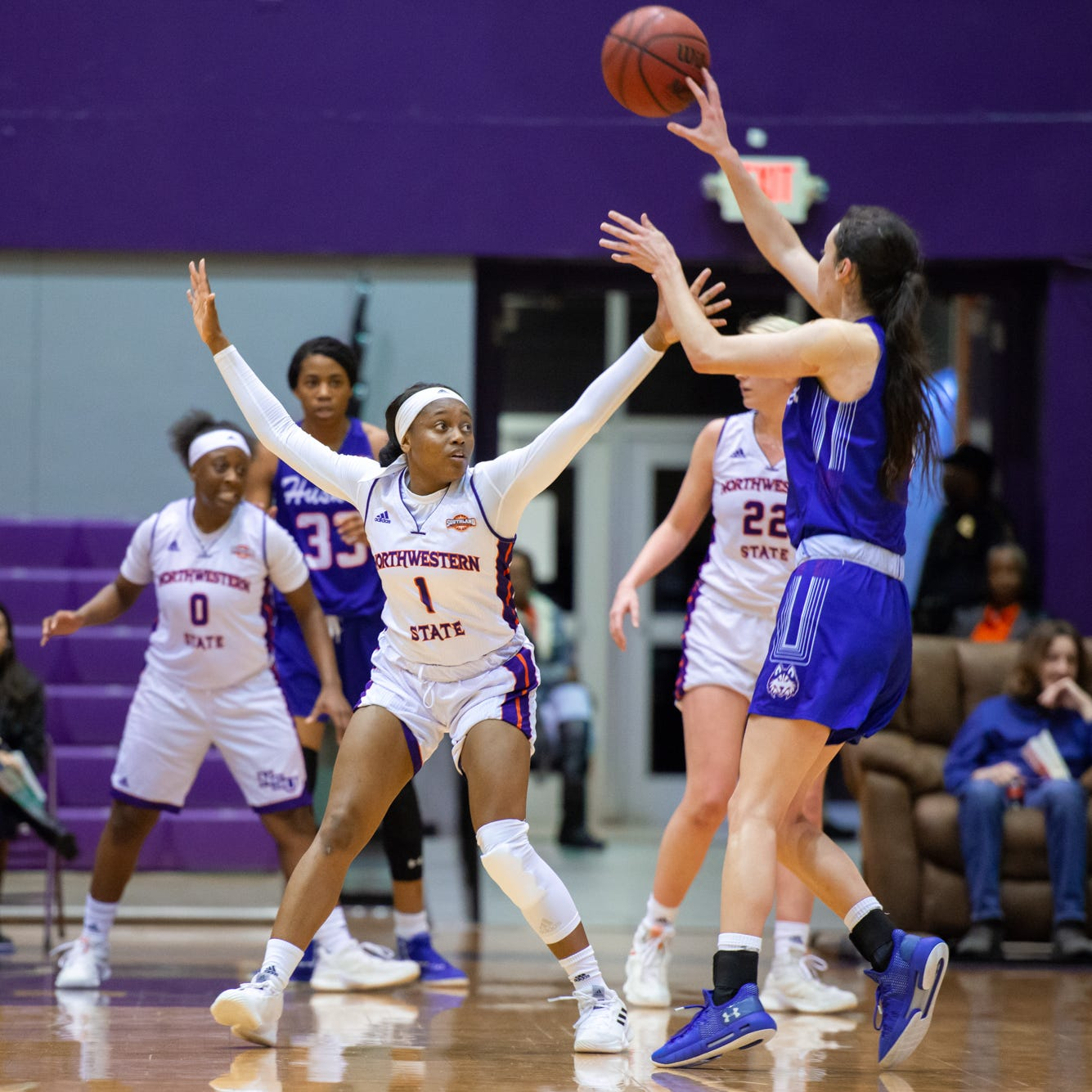 College roundup: NSU women down Houston Baptist