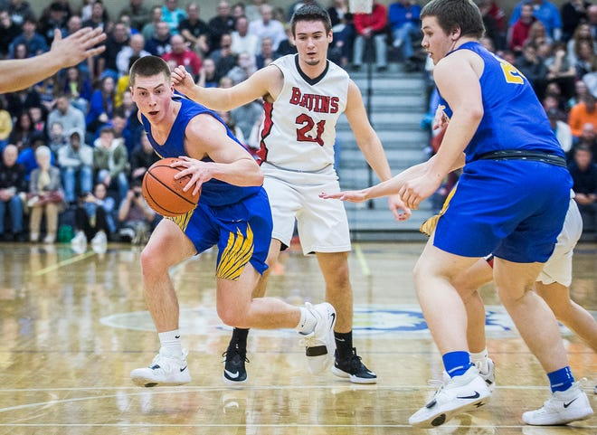 Muncie Burris and Blackford have met each of the previous four seasons, with Blackford winning each of the previous three meetings, including this game on Feb. 21, 2019.