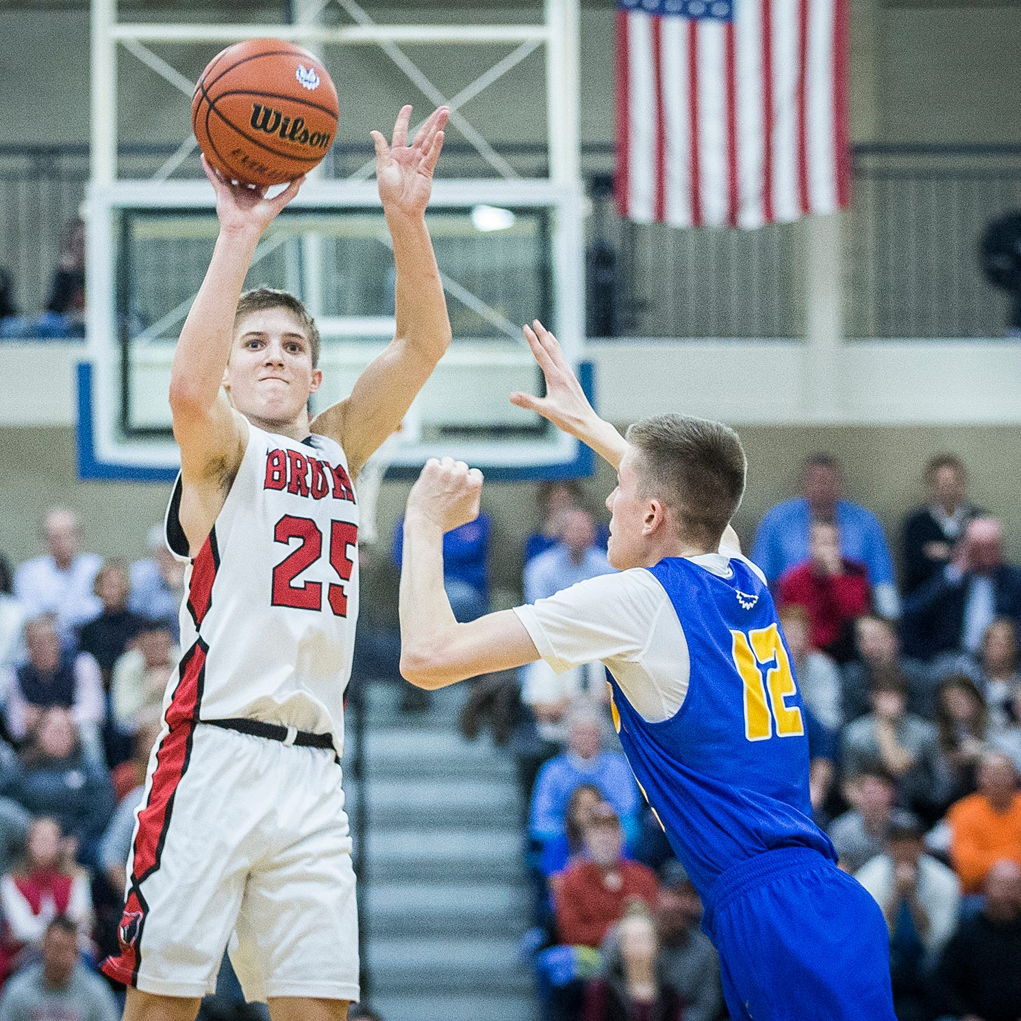 Luke Brown gets scholarship offer from Ball State basketball