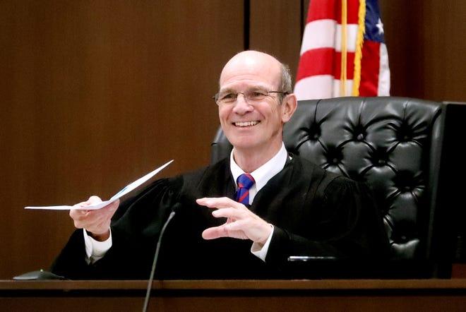 General Sessions Judge Ben Hall McFarlin Jr.