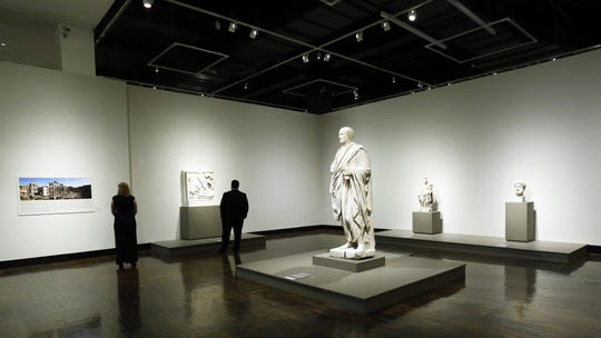 December is a great time to visit the Frist Art Museum, which is offering free admission on Mondays with the donation of canned or nonperishable food items for Second Harvest Food Bank.