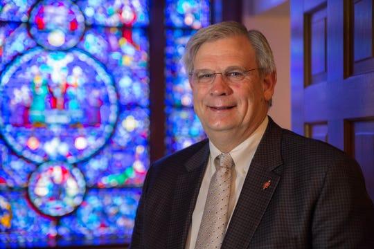 Bishop Bill McAlilly