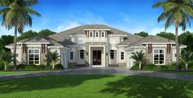 Divco Custom Homes' model, the Ridgeway, is slated to be open by fall.