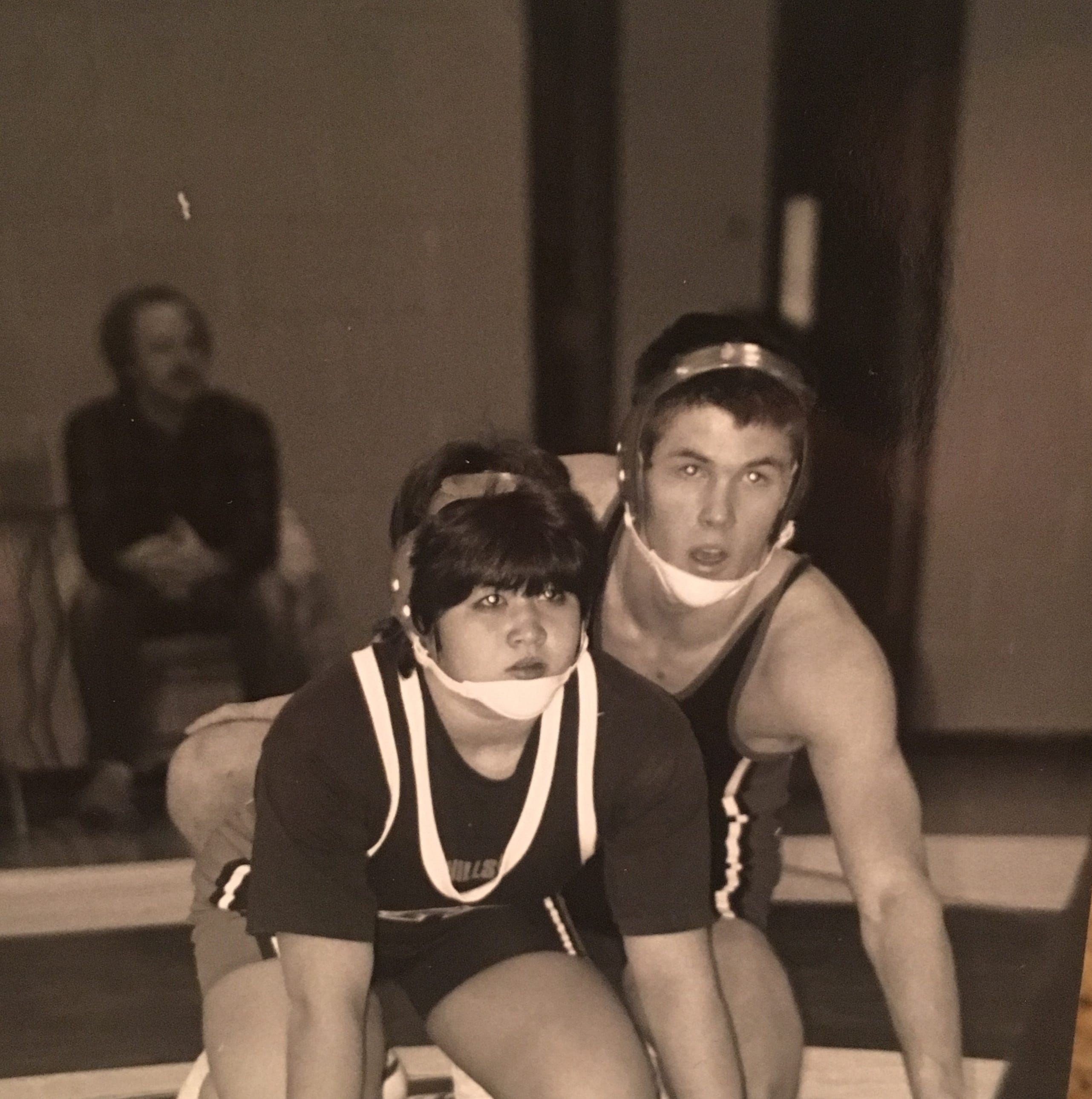 Liliko Ogasawara, New Jersey's first female varsity wrestler, shook the sport's foundation