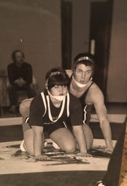 Pascack Hills wrestler Liliko Ogasawara was the first girl to wrestle in a varsity match in New Jersey.