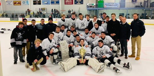 The Wayne Knights topped Ridgewood for the Big North Silver Cup.